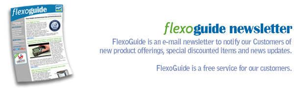 FlexoGuide Newsletter