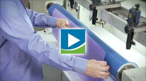 How to Apply 3M Plate Mounting Tape To Flexographic Cylinder or Sleeve