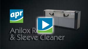 Anilox Roll Cleaner