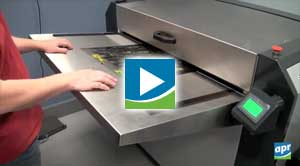 Automated Plate Cleaner Video Link