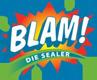 BLAM! Die Sealer Logo