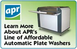 APR Plate Washers