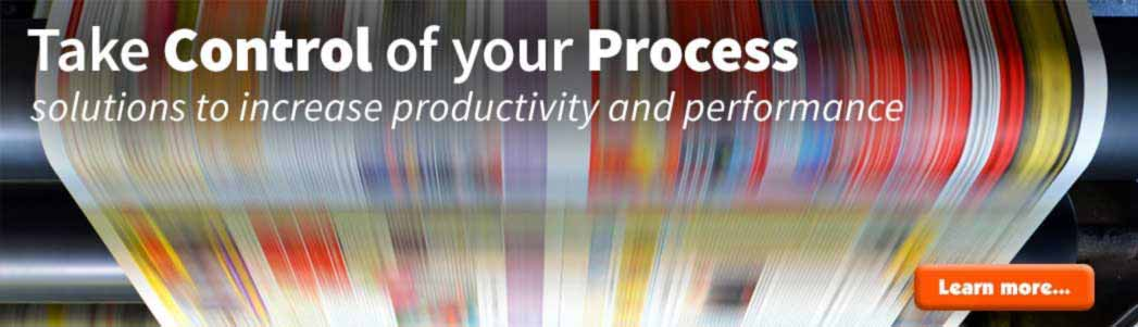 Take control of your process
