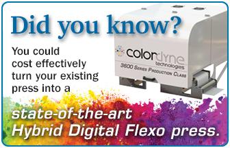 Hybrid Digital Flexo