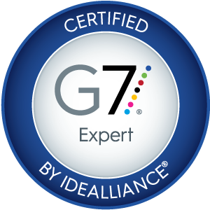 APR G7 Expert Expertise - All Printing Resources