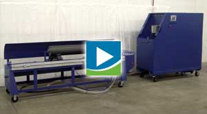 Sanilox™ Off Press Roll Cleaning Video