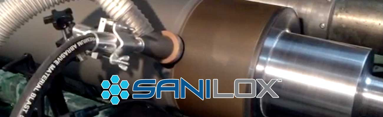 Sanilox - Anilox Roll Cleaning